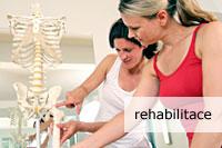rehabilitace